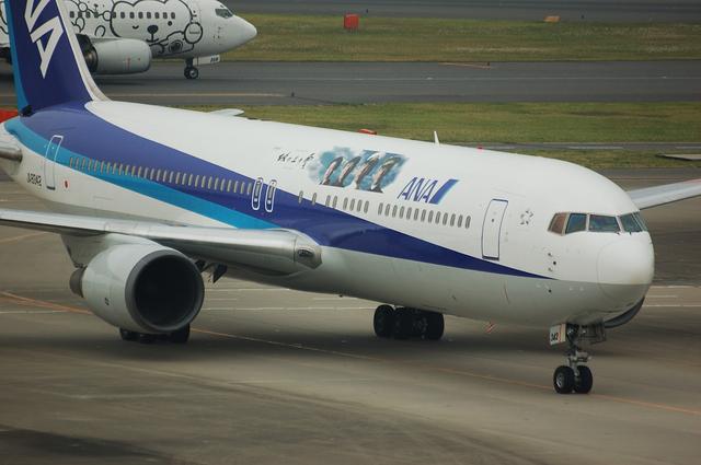 ANA Boeing767-300(JA8342)