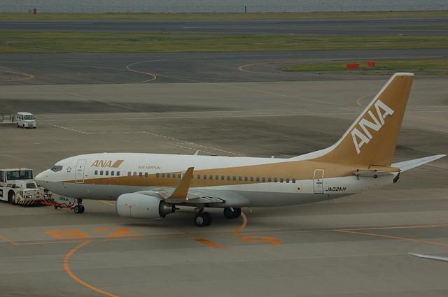 ANA ゴールド・ジェット 1