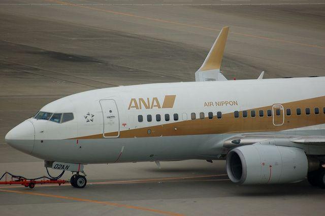 ANA ゴールド・ジェット 2