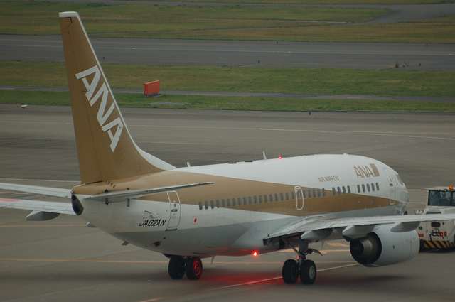 ANA ゴールド・ジェット 4