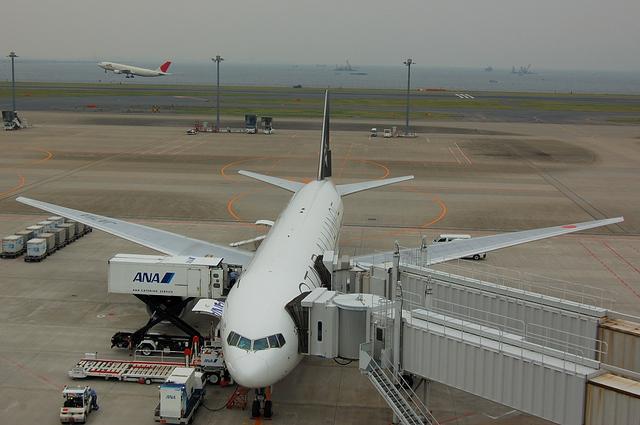ANA Star Alliance Boeing777-200 3