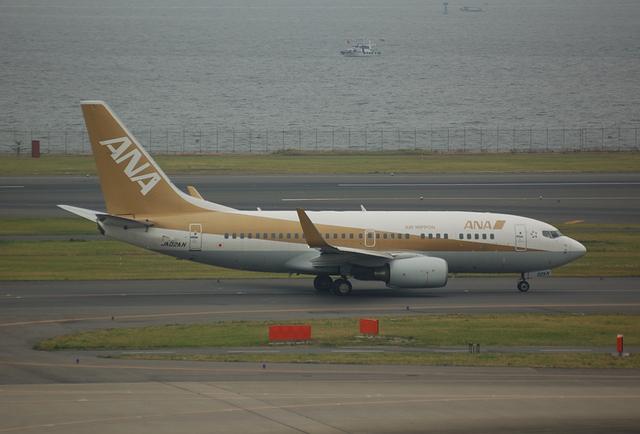 ANA ゴールド・ジェット 5