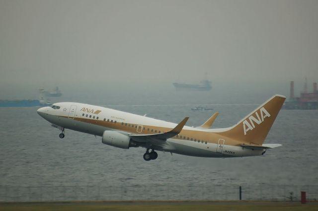 ANA ゴールド・ジェット 6