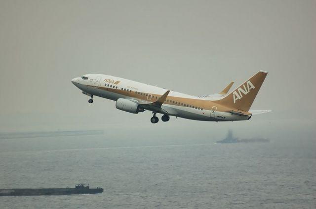 ANA ゴールド・ジェット 7