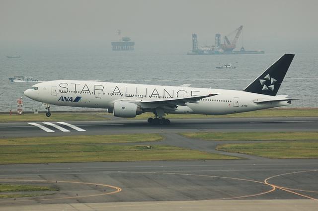 ANA Star Alliance Boeing777-200 7