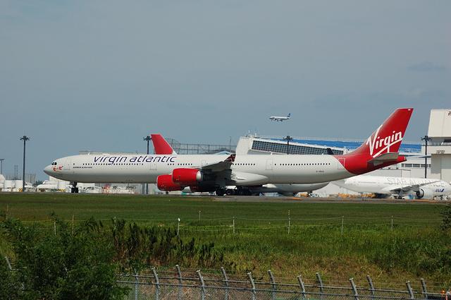 ヴァージン・アトランティック Airbus A340-600