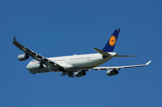 Lufthansa Airbus A340-300 No.5