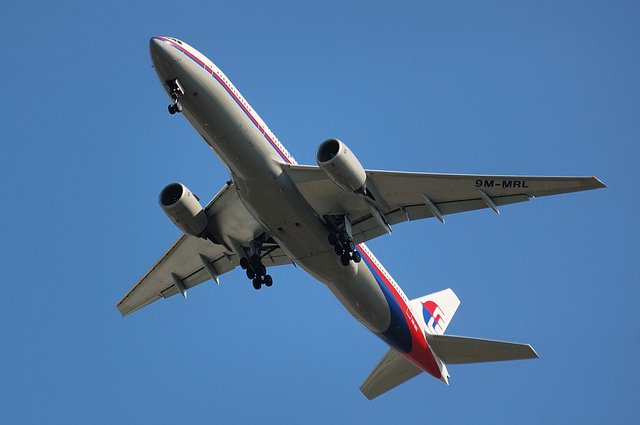 Malaysia Airlines 777-200ER