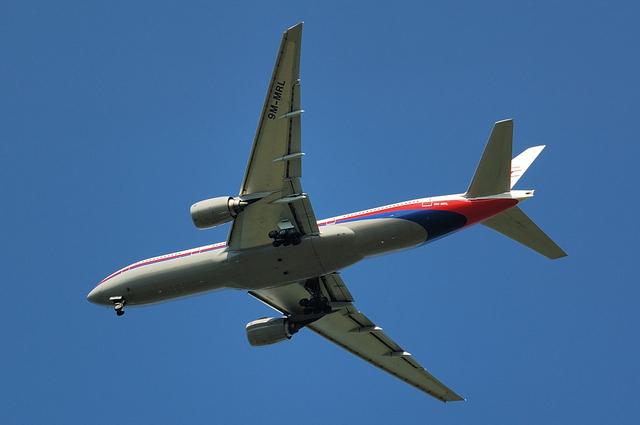マレーシア航空 Boeing777-200ER