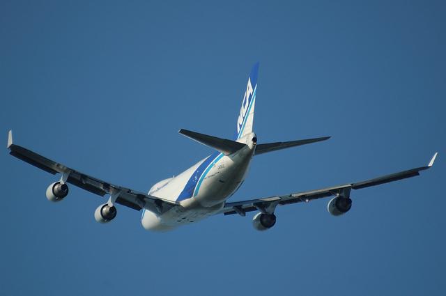 日本航空貨物のBoeing747-400F 5