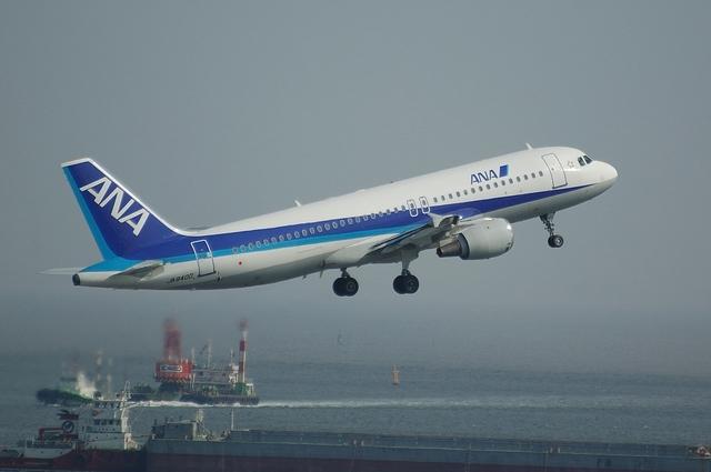 ANA Airbus A320-200 6