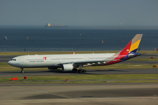 Asiana Airbus A330-300 1