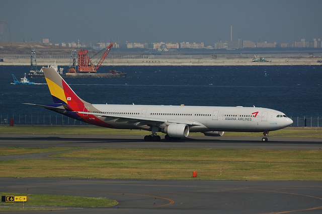 Asiana Airbus A330-300 3
