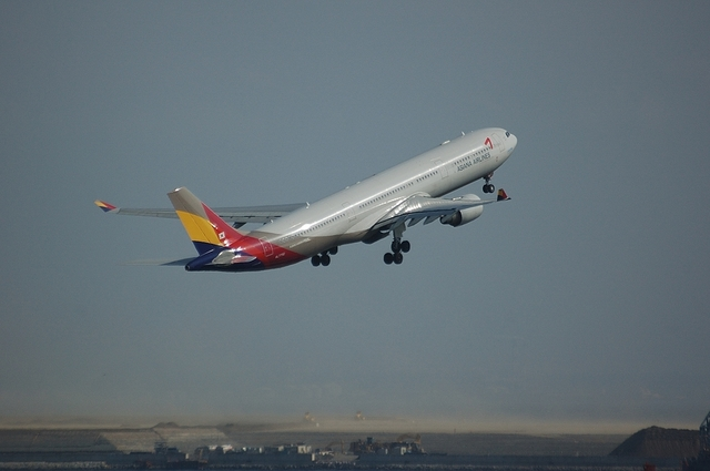 Asiana Airbus A330-300 5