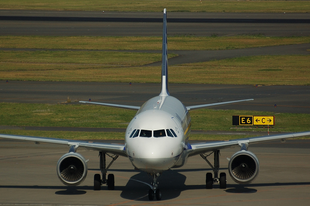 ANA Airbus A320-200 1