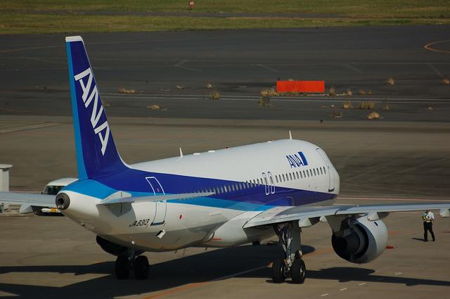 ANA Airbus A320-200 5