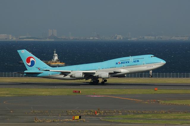 KOREAN AIR Boeing747-400(HL7607) 1
