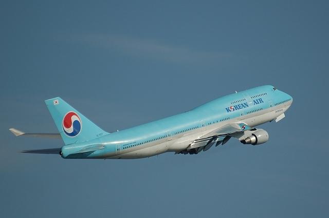 KOREAN AIR Boeing747-400(HL7607) 4