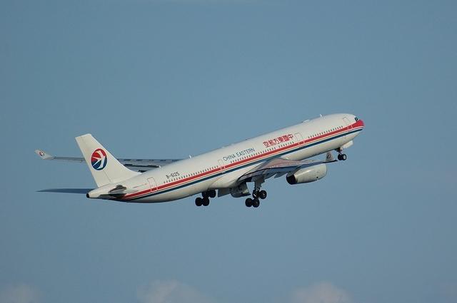中国東方航空のAirbus A330-300 4