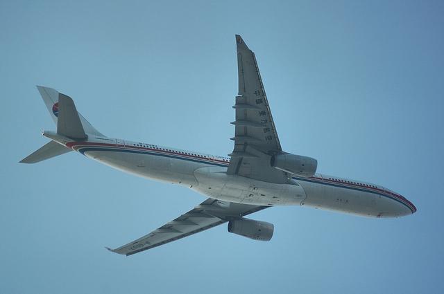 Airbus A330-300(B-6097)