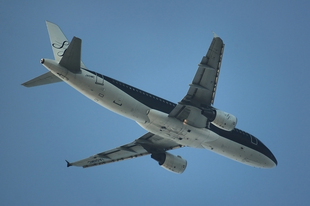 Airbus A320-200(JA01MC)