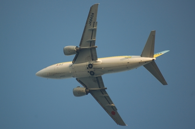 Boeing737-500(JA8404)