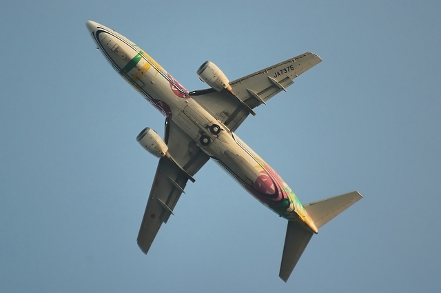 Boeing737-400(JA737E)