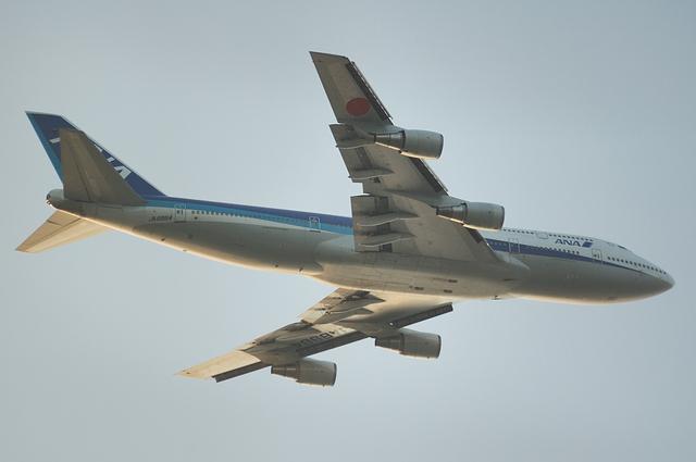 Boeing747-400(JA8964)