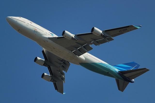 Garuda Indonesia Boeing747-400 1
