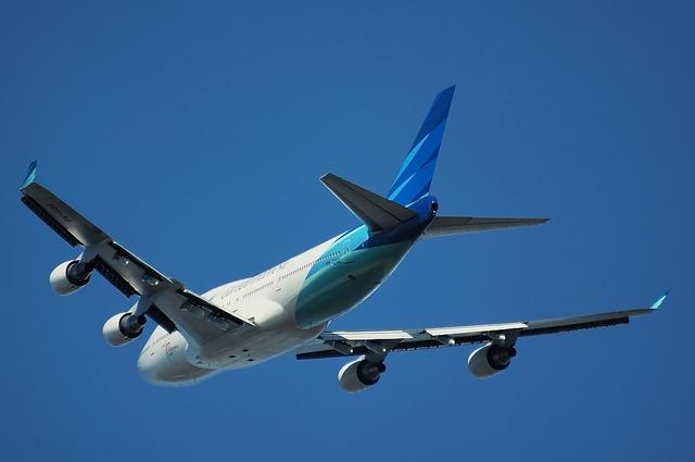 Garuda Indonesia Boeing747-400 4