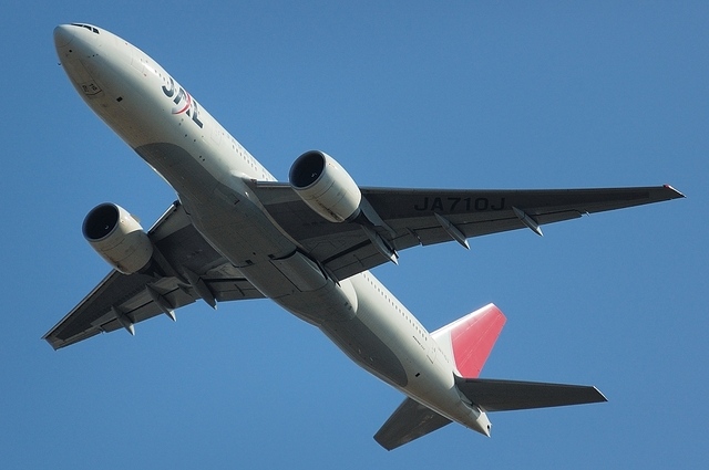 JAL Boeing777-200ER