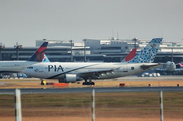 パキスタン航空 A310-300