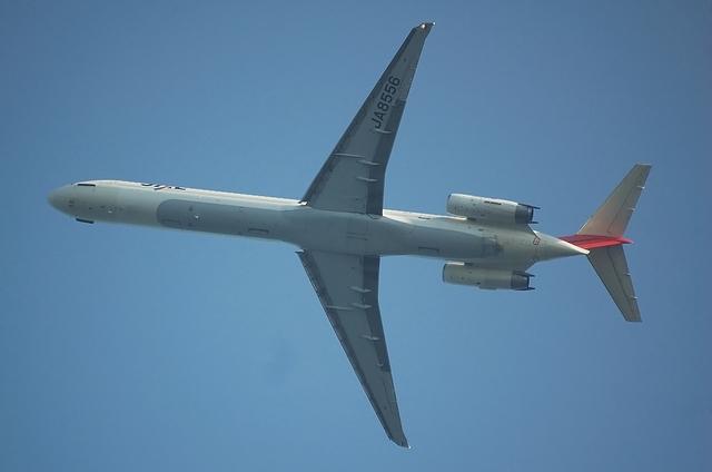 MD-81(JA8556)