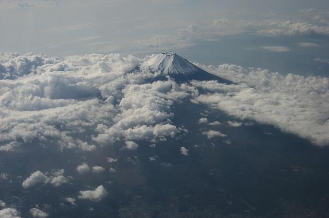 11月10日の富士山