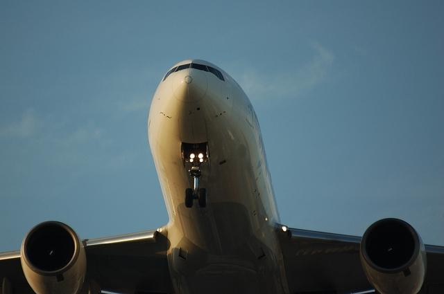 Boeing777 Approach 5