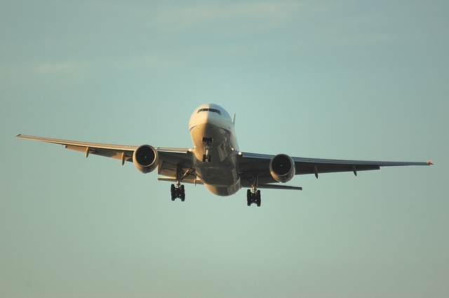 Boeing777 Approach 1
