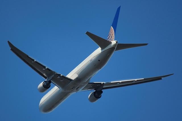 コンチネンタル航空 Boeing767-400ER
