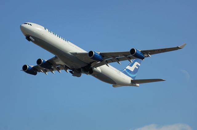 Finnair A340-300 1