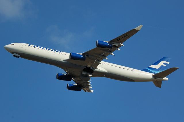 Finnair A340-300 2