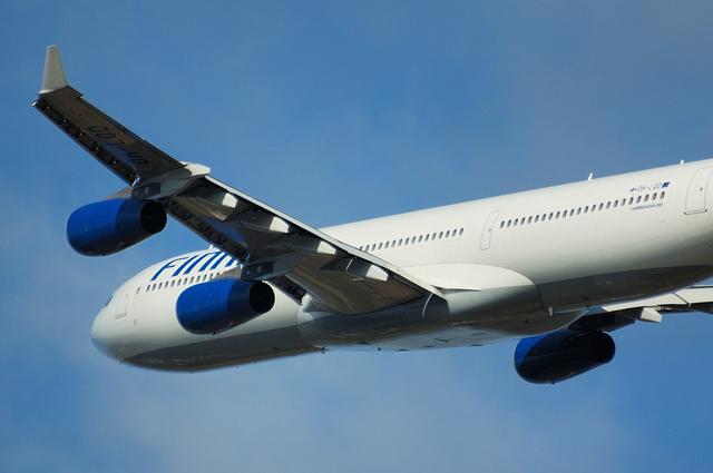 Finnair A340-300 3