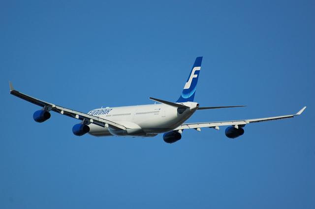 Finnair A340-300 4