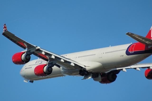 Airbus A340-600(G-VNAP)