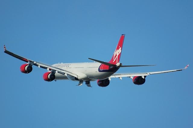 Virgin Atlantic Sleeping Beauty