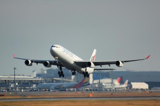 スリランカ航空 Airbus A340-300