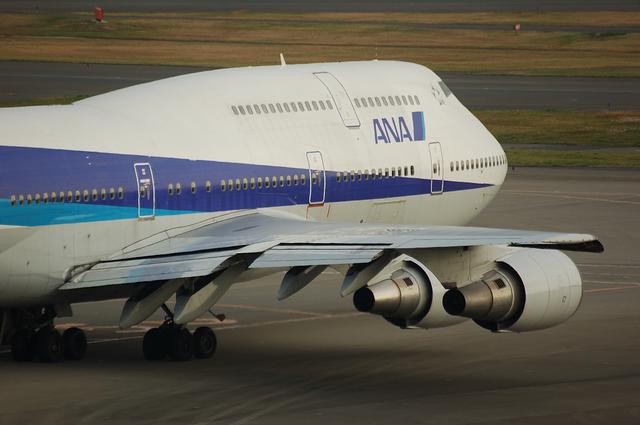 Boeing747-400(JA8965)
