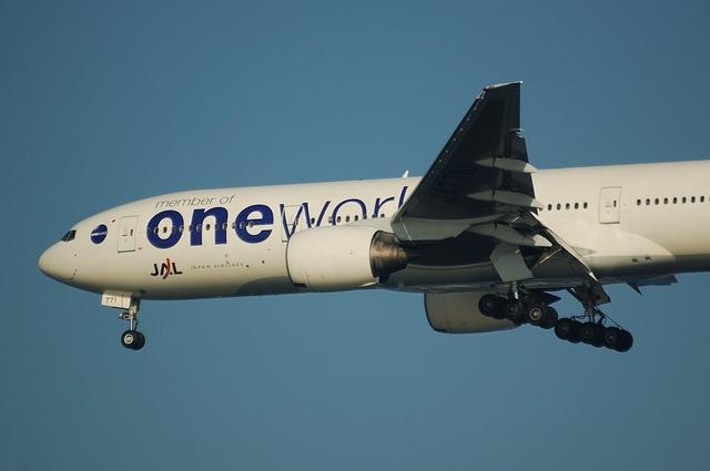ONE WORLD Boeing777-200