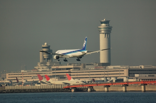 ANA Boeing777-300 3