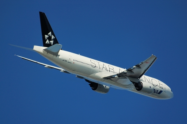 STAR ALLIANCE Boeing777-200