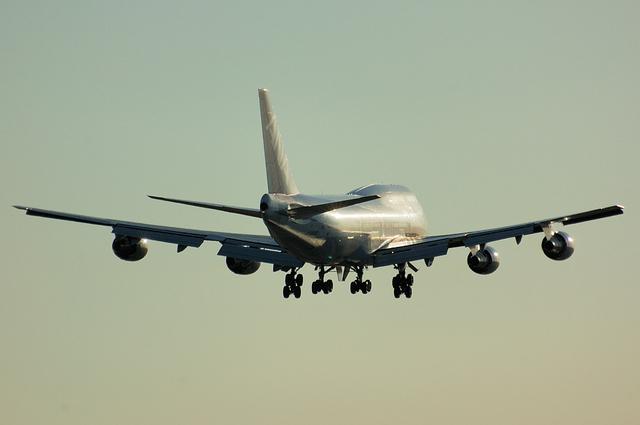 ANA Boeing747-400 6