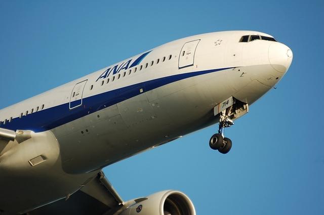 Boeing777-200 アプローチ 2